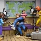 Figurines Channel 6 April Irma Burne Vernon Série TV 1987 NECA 2021 Tortues Ninja Turtles TMNT_2