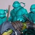 Statuette Last ronin PCS 2022 Tortues Ninja Turtles TMNT_4