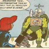 TMNT Adventures #21 Archie Comics 3 April O'Neil Vid Vicious Tortues Ninja Turtles TMNT
