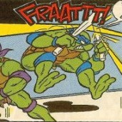 TMNT Adventures #21 Archie Comics 4 Michaelangelo Donatello Leonardo Vid Vicious Tortues Ninja Turtles TMNT