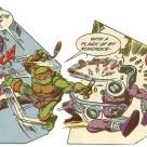 TMNT Adventures #22 Archie Comics 6 Michaelangelo Foot super soldiers Tortues Ninja Turtles TMNT