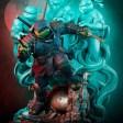 Statuette Premium The Last ronin PCS 2022 Tortues Ninja Turtles TMNT_1