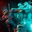 Statuette Premium The Last ronin PCS 2022 Tortues Ninja Turtles TMNT_2