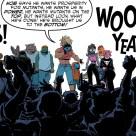 TMNT #119 IDW Comics 7 Sally Pride Meeting Tortues Ninja Turtles TMNT