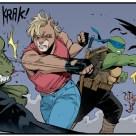 TMNT #120 IDW Comics 2 Sally Pride Leonardo Tortues Ninja Turtles TMNT