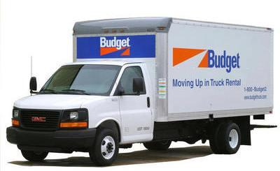 Budget Truck 16 foot