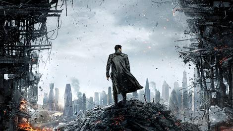 Benedict Cumberbatch's sweet duster into darkness