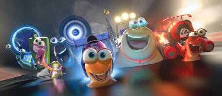 Turbo DreamWorks diverse cast