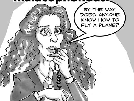 malacophonous