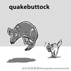 quakebuttock