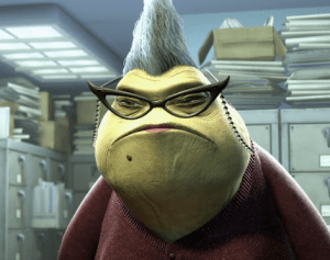 Roz Monsters Inc