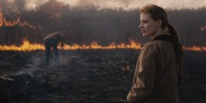 Interstellar jessica chastain murphy cooper burn corn