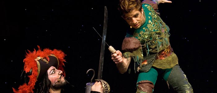 13/01 – 15/01: Peter Pan Il Musical