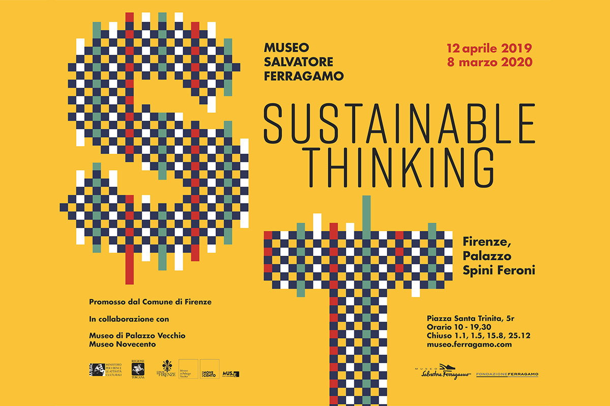 Sustainable Thinking: arte e moda green 🗺