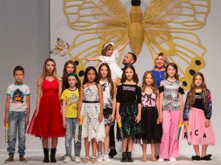 Pitti Bimbo 2 Le Storie Fashion Sfilano In Passerella Dove