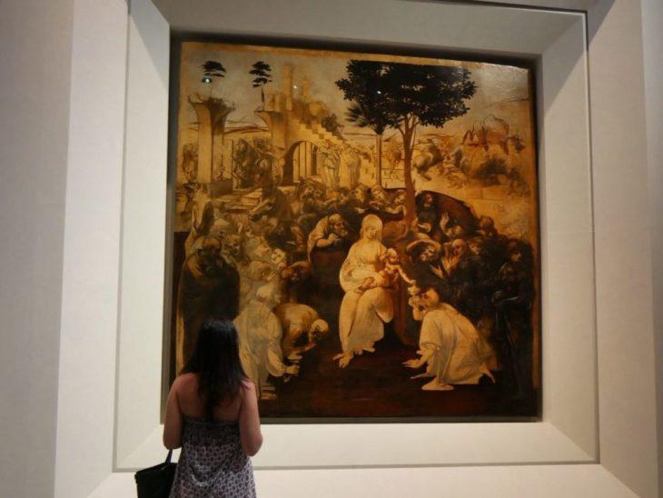 Sala 35 – Nuova sala di Leonardo 2