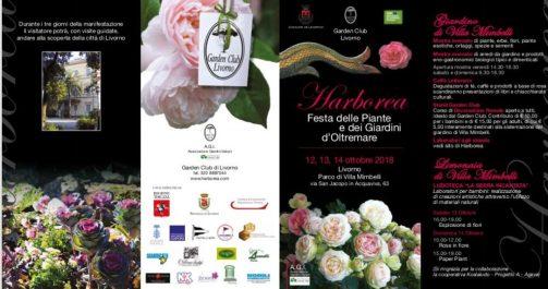Giardinia Pietrasanta Orario : Harborea 1. la festa delle piante e dei giardini doltremare torna