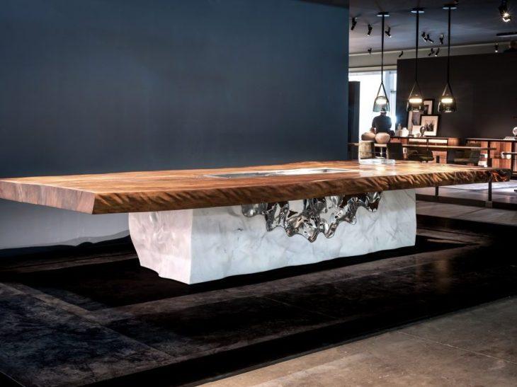 Milano salone del mobile 2019 il marmo del monte for Il mobile classico