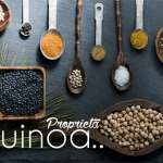 Quinoa - Proprietà e benefici