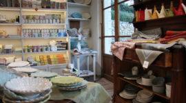 negozio artigianato toscano