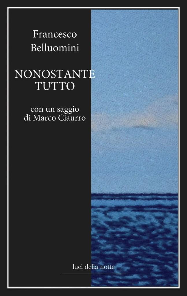 """Francesco Belluomini """"Nonostante tutto"""" (edizioni lucidellanotte)"""