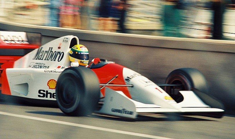 Ayrton Senna, Monaco 1992