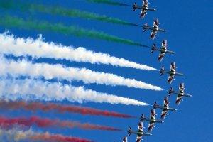 25 Aprile tricolore