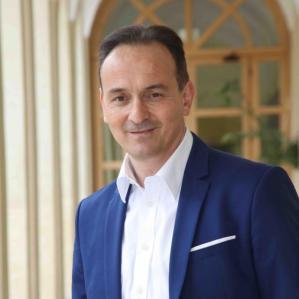 Alberto Cirio, presidente della Regione Piemonte
