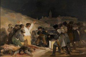 Goya, 3 maggio 1808