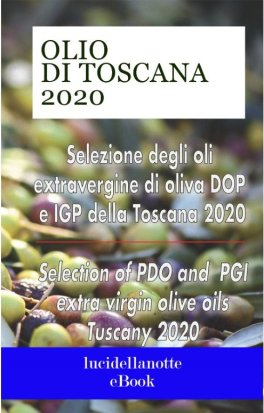 lucidellanotte eBook - Olio di Toscana 2020