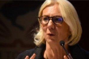 Monica Barni, assessore alla Cultura e vicepresidente della Regione Toscana