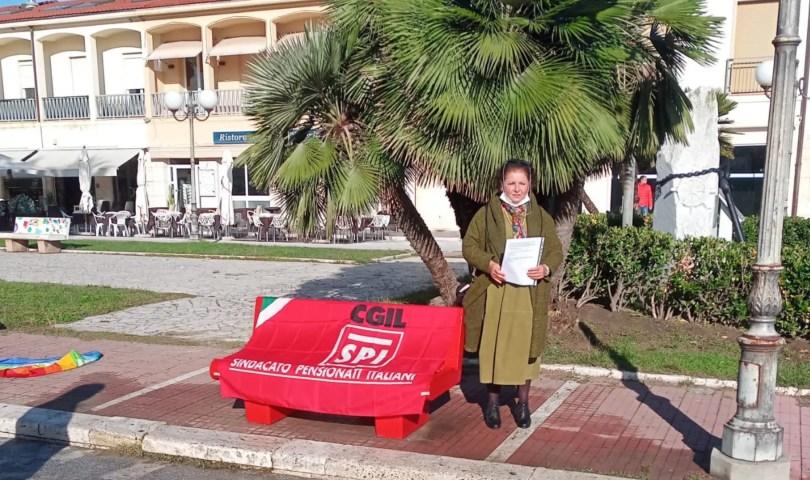 Panchina Rossa, Viareggio 2020