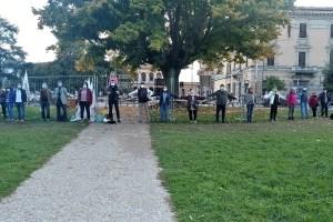 Lucca Flash Mob 17 ottobre 2020