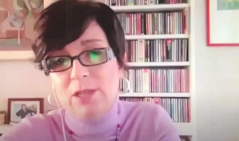 Marina Comparato. cantante lirica