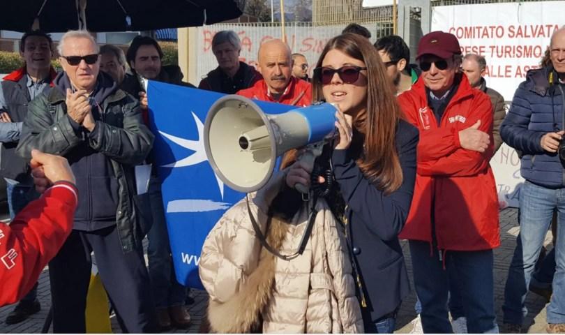 Elisa Montemagni, Lega Salvini