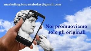 Promozione commerciale su Toscana Today