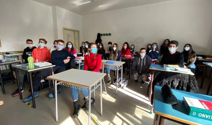 """Quintaeffe - """"Liceo scientifico Bruno Touschek"""" di Grottaferrata"""