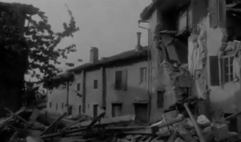 Il terremoto nel Friuli, 1976