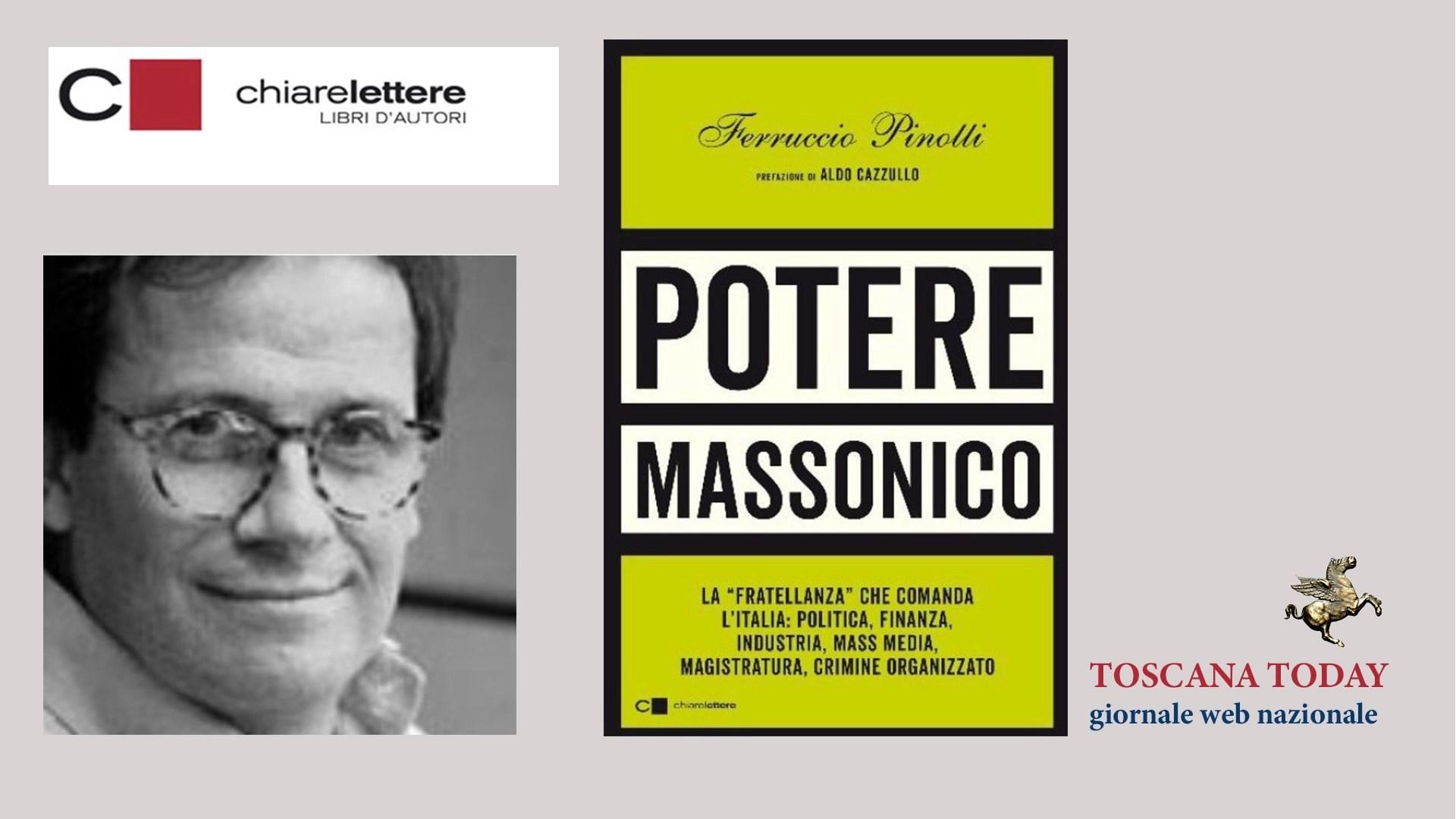 """Ferruccio Pinotti """"Potere massonico"""""""