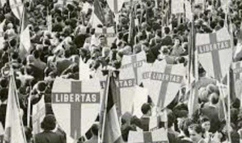 Il popolo democristiano