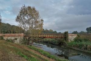 Lucca Ponte ai Frati, simbolo della Liberazione