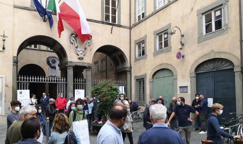 Lucca 2021 per l'ex Manifattura Tabacchi