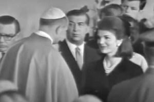 Papa Paolo VI a New York, 1964