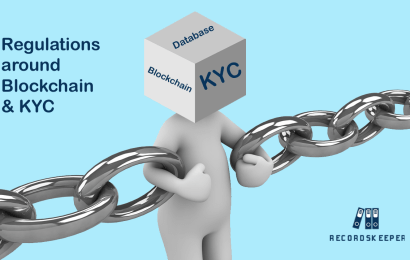 Regulations around Blockchain & KYC