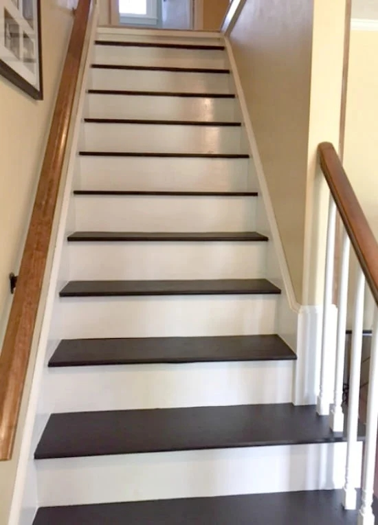How To Remove Carpet From Stairs And Paint Them | Fixing Carpet On Stairs | Wood | Staircase | Runner | Stair Nosing | Install