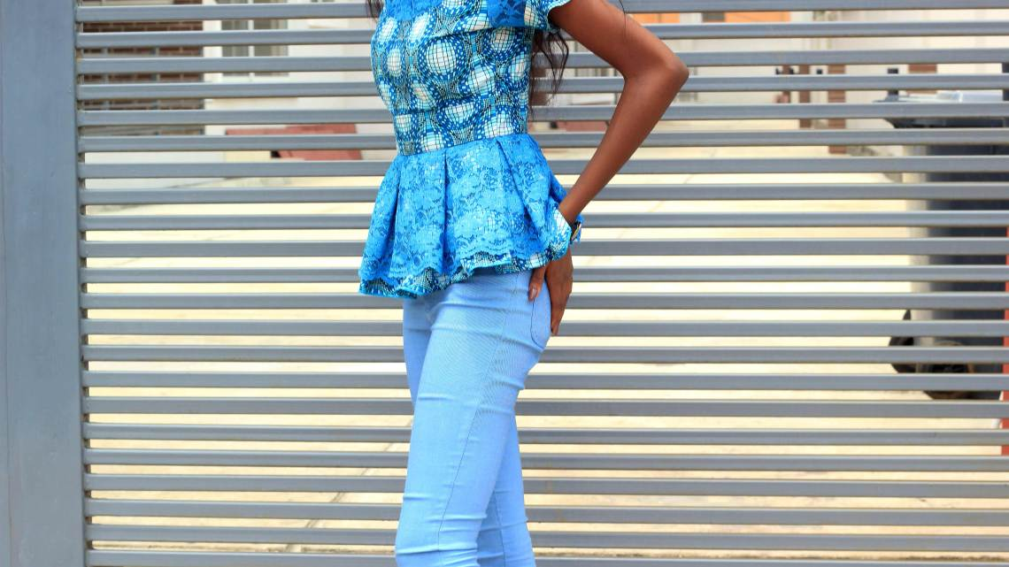 Ankara and Denim: D'ankara