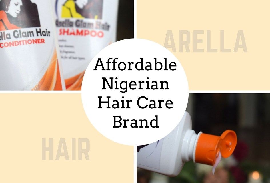Arella Hair – Affordable Nigerian-made Hair Care Brand