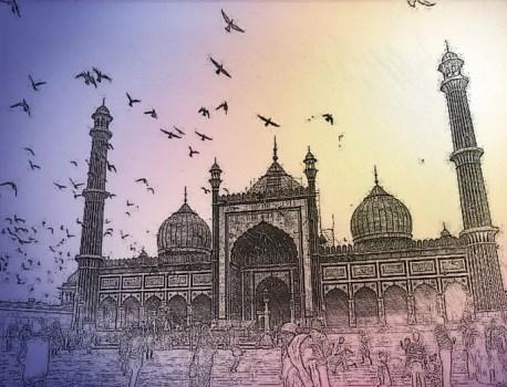 Delhi Series Part 5~ One Day in Old Delhi