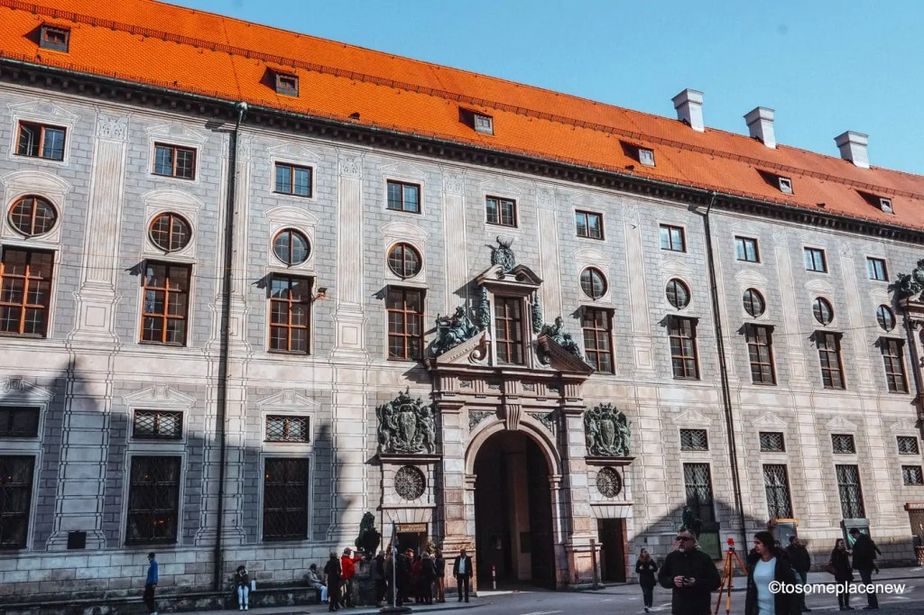 Located on the Max-Joseph Platz, the Munich Residenz wasthe former royal palace of the Bavarian monarchs of the House of Wittelsbach.