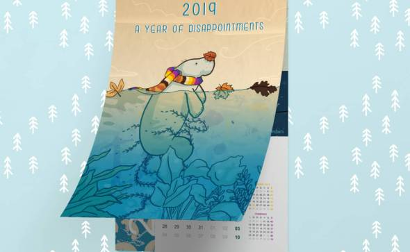 lamentino-tostoini-manatee-calendar